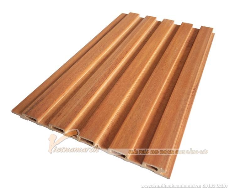 Tấm gỗ nhựa