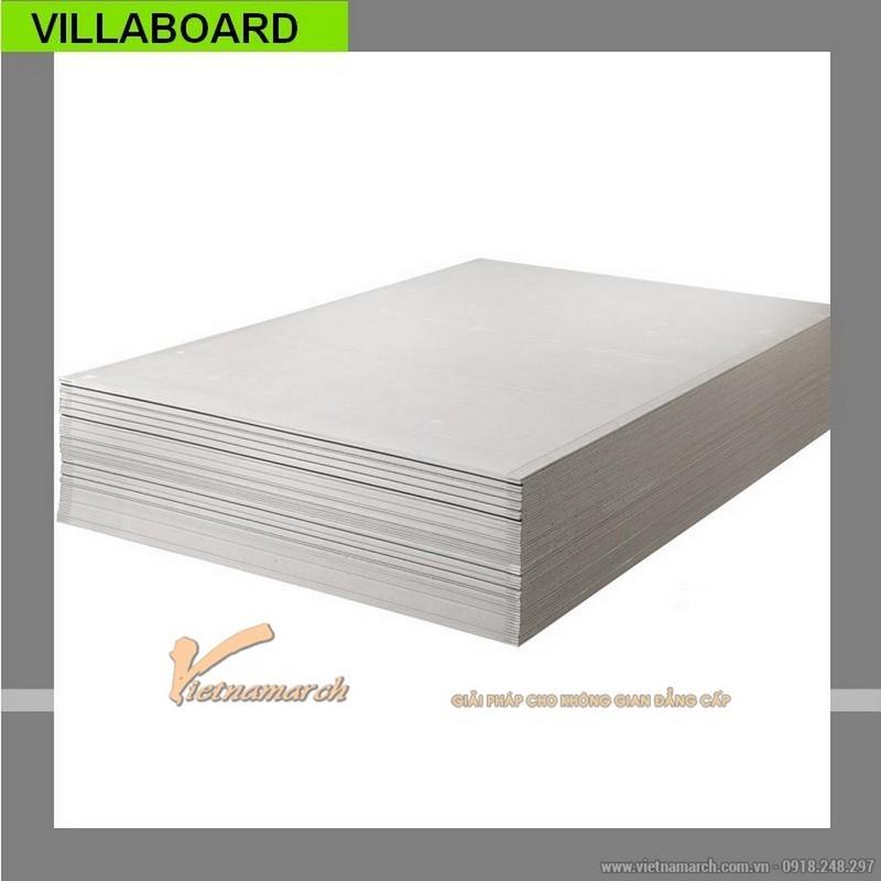 Tấm Villaboard