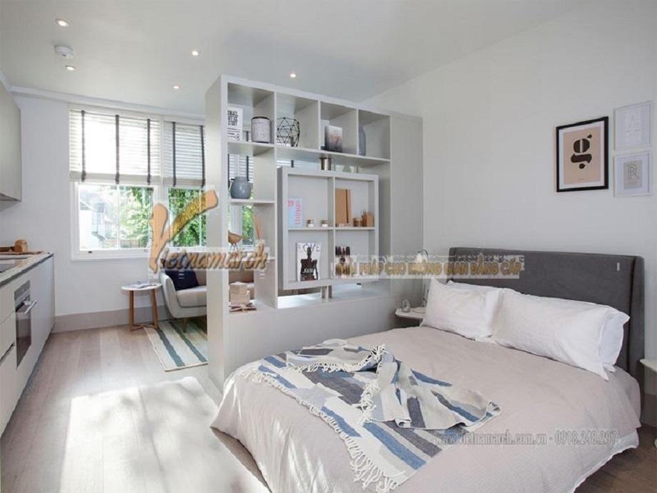 Những ưu điểm nổi bật của vách ngăn phòng ngủ bằng thạch cao