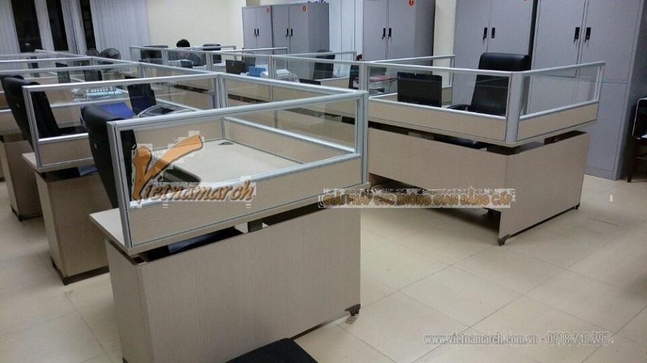 So sánh ưu nhược điểm của các loại vách ngăn văn phòng hiện nay