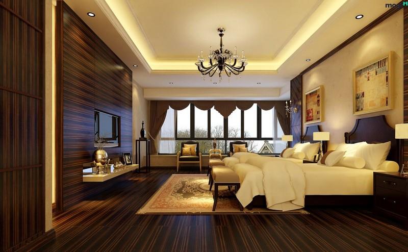 Mẫu trần thạch cao hiện đại phòng ngủ đẹp nhất