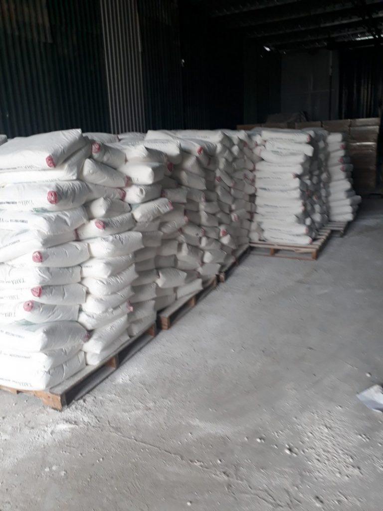 Cung cấp bột thach cao cho đại lý Phú Thọ