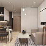 Trần thạch cao nhà chung cư