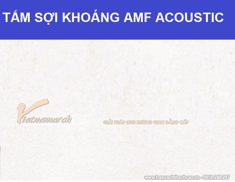 Tấm sợi khoáng AMF Acoustic