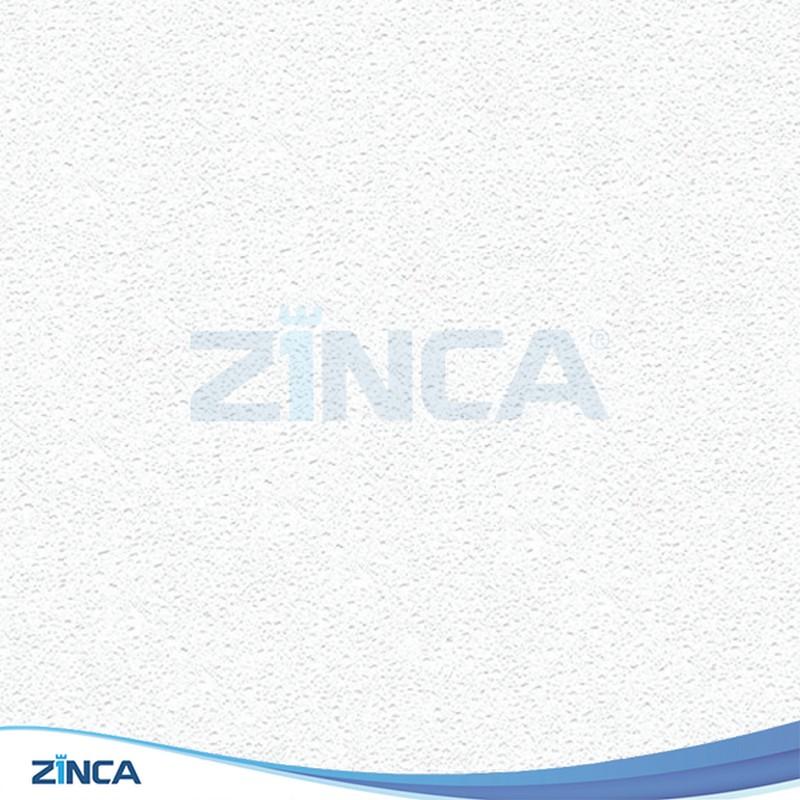 Tấm thạch cao thả ZINCA phủ PVC ZA 101