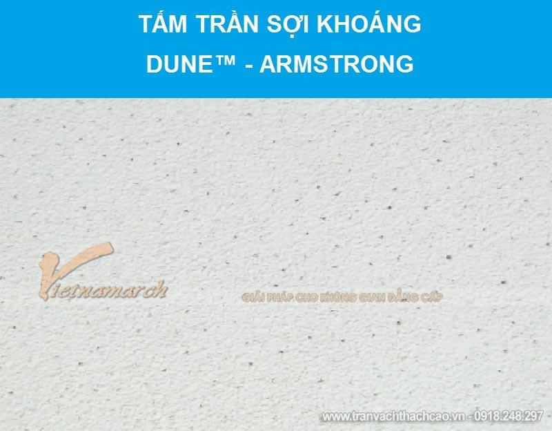 Tấm trần sợi khoáng Dune™ - Armstrong