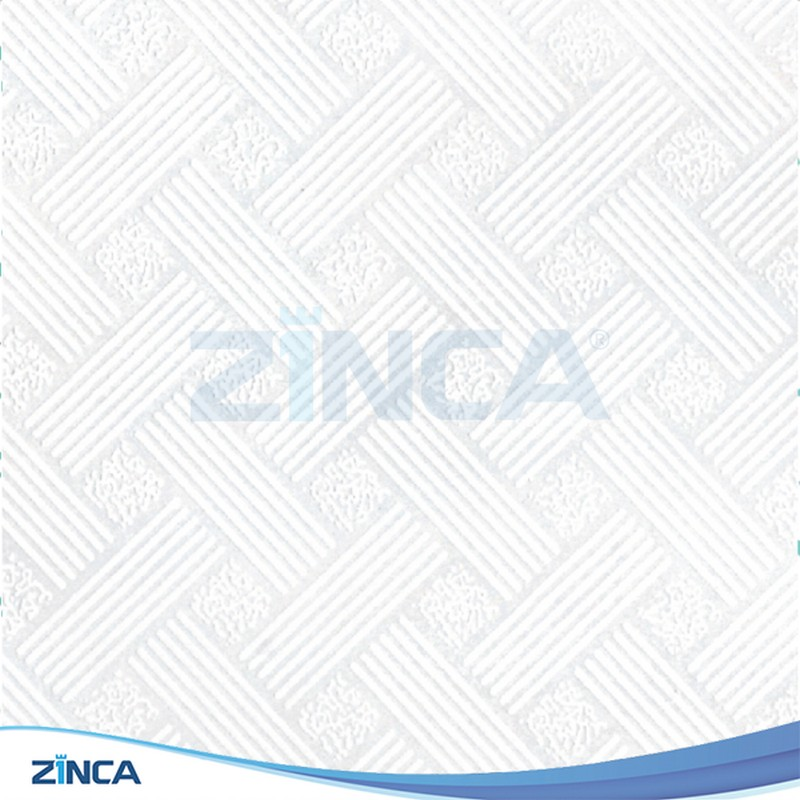 Tấm thạch cao in lụa ZINCA 206